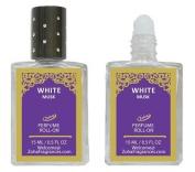 White Musk Perfume Oil Roll-on - Premium Grade Fragrance Oil