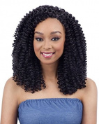 POPPING WAND CURL (OT530) - Milky Way Que Human Hair Blend Weave