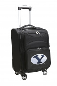 NCAA Domestic Carry-On Spinner, 50cm , Black