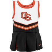 Nike Oregon State Beavers Infant Black Cheer Dress & Bloomers