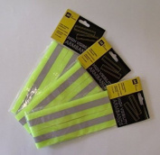AA - High Visability Armbands - 3 Pack - x2 In Pack