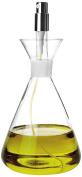 'Ibili 797902 Eprouvette Spray Clear Glass Oil Bottle 300 ml 9 x 9 x 14 cm