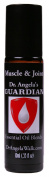 Dr. Angela's Muscle & Joint Essential Oil Blend, Therapeutic Grade Aromatherapy Roll-On Bottle 10 ml