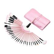 Makeup Brushes,Hatop 32PCS Mini Make Up Foundation Eyebrow Eyeliner Blush Cosmetic Concealer Brush