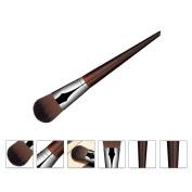Kinghard 1 PC Pure Handmade Makeup Brushes Powder Concealer Blush Brush