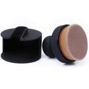 Coshine Circle Flat Foundation Makeup Brush