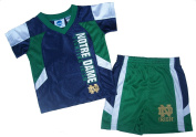 NCAA Officially Licenced Notre Dame Shirt and Short Set
