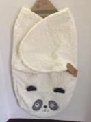 Chick Pea Panda Bear Swaddle Blanket