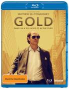Gold (Blu-ray/UV) [Region B] [Blu-ray]