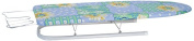 MSV Metal/Wood Table-Ironing Board, Multi-Colour