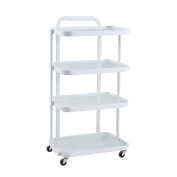 BEAUTY CART ALL PURPOSE ROLLER BEAUTICIAN SPA CART SPA MEDICAL INSTRUMENT CART