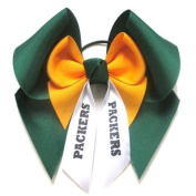 Custom Mascot Large and Mini Bow , Made in the USA, Pick your Mascot & Colours, Black Pony Band …