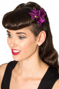 Banned Off Duty Vintage Retro Hair Clip