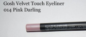 Gosh Velvet Touch Waterproof Eye Liner #014 Pink Darling
