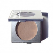 MODE Eyeshadow Absolute AGAIN & AGAIN (Matte Nude Brown) Silky Velvet Pressed Powder, Potent Eye Colour, Exceptional Wear, Skincare Benefits of Pink Peony + Areni Noir Extracts/Cruelty Free/MADE NY USA