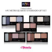 5PC GIFT SET - NYC New York Colour Metro Quartet Eyeshadow