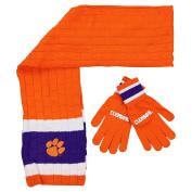 NCAA Adult Scarf & Glove Gift Set