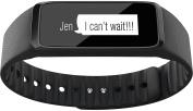 Hi-Tec Trek Wearable Activity Tracker - Black
