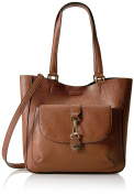 Calvin Klein Unlined Buckle Tote