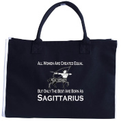 Only The Best Are Born A Sagittarius Zodiac Signs Horoscope - Tote Bag