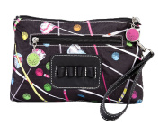 Sydney Love Sport Cosmetic Wristlet w Golf Tee Holder, Driving Me Crazy