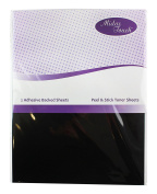Midas Touch Adhesive Backed Toner Sheets 20cm x 27cm 2-Sheets Per Pack