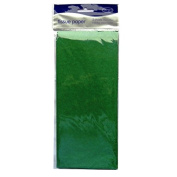 Tissue Paper - Green - 50cm x 75cm - 5 Sheets - County