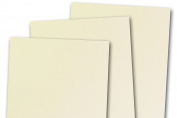 Blank Basis Natural 5x7 Flat Card Invitations - 100 Pack