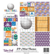 Echo Park Paper Company SW8705 Volleyball Collection Kit