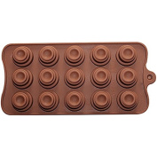 Multi Round Chocolate Candy Mould