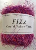 Crystal Palace Fizz #7225 Carnival - Pink, Red, Purple Eyelash Yarn