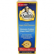 Dr. Smith's Zinc Oxide Nappy Rash Ointment, 90ml Per Tube