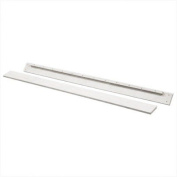 Baby Cache Heritage Full Size Conversion Rails - White