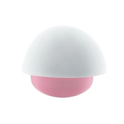 Portable Dimmable Cartoon Mushroom Colourful Night Light Include USB Cable Tap Sensor Three Modes Softlight Nightlights for Children Nursery Outdoor Camping