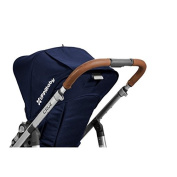UPPAbaby CRUZ Leather Handlebar Cover, Saddle