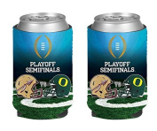 2014 - 2015 NCAA College Football Playoff Match Up Drink Holder Koozies