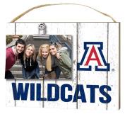 NCAA Weathered Logo Clip-It Photo Frame