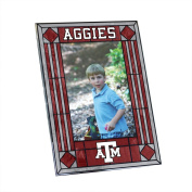 Memory Company Texas A & M Aggies Art Glass Frame