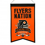 NHL Wool Nations Banner