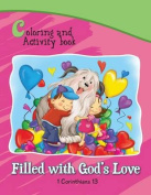 1 Corinthians 13 Coloring and Activity Book Book
