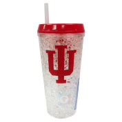 NCAA Crystal Freezer Travel Tumbler