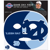 NCAA Game Day Face Temporary Tattoo