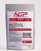 Inositol Powder 250g (260ml) – Mood – Stress – Anxiety - Happy - Depression