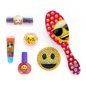 Townley Girl Emoji Ready, Set, Go Beauty Set, Includes