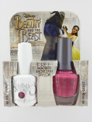 Gelish & Morgan Taylor Beauty And The Beast Duo Be Our Guest