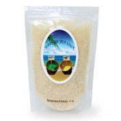Still Water Massage Company 120ml Sandalwood & Amber Dead Sea Bath Salts Pouch - Made in the USA