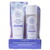 Honest Company Lavender Shampoo & Lotion Bundle