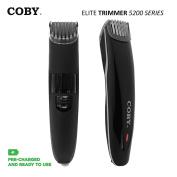 COBY ELITE Series Rechareable Adjustable Hair & Body Groomer
