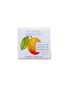 The Cottage Greenhouse Set of 3 Soaps Grapefruit, Fig and Apricot