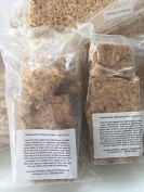 African Black Soap-Raw 100% Natural-from Ghana-0.5kg